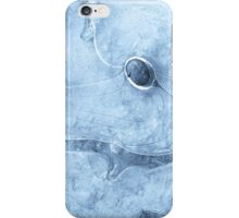 Cool Blue iPhone Case/Skin