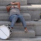 Lazy Sunday Afternoon II - Flojo Tarde En El Domingo by Bernhard Matejka