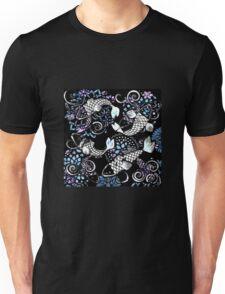 Batik Kois Unisex T-Shirt