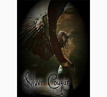 Silver Cougar Unisex T-Shirt