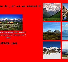 """BANNER TOP TEN CHALLENGE """"THE WORLD AS..."""" 29 APRIL 2012 by Guendalyn"""