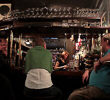 Covent Garden: The Lamb & Flag - Sitting At The Bar by rsangsterkelly