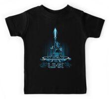 LINKTRON - Blue Variant Kids Tee