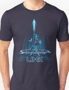 LINKTRON - Blue Variant T-Shirt