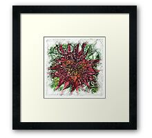 The Atlas of Dreams - Color Plate 189 Framed Print
