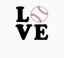 Love Baseball Men's Baseball ¾ T-Shirt
