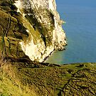Chalky White Cliffs by SerenaB