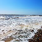 A Vision Of Waves On Lowestoft Beach! by DCLehnsherr