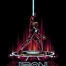 IRON-TRON by DJKopet