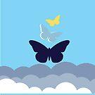 Butterflies by sweettoothliz