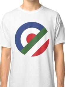 Colors of mod Classic T-Shirt