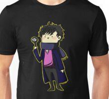 chibi sherlock Unisex T-Shirt