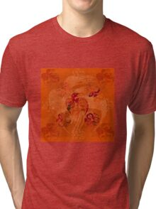 Crow Native Tri-blend T-Shirt