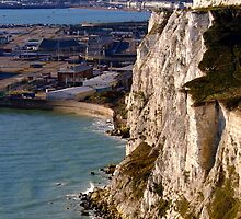 The White Cliffs and Dover by SerenaB