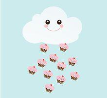 It's Raining Cupcakes by sweettoothliz