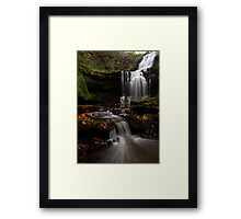Scalber Force, Yorkshire Dales Framed Print