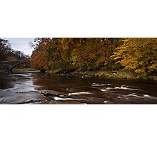 Stainforth Bridge, Yorkshire Dales Photographic Print