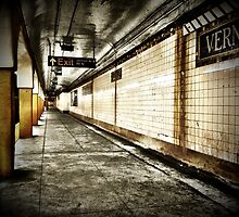 NYC Subway - Long Island City by ARPunk