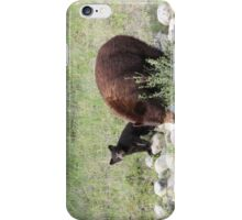Momma and Cub iPhone Case/Skin