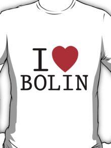 I <3 BOLIN T-Shirt