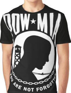 POW MIA Graphic T-Shirt