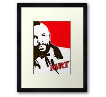 Is that...? Framed Print