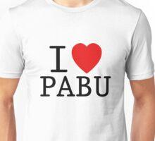 I <3 PABU Unisex T-Shirt