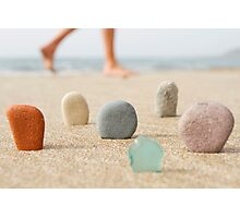 Beach Zen Photographic Print