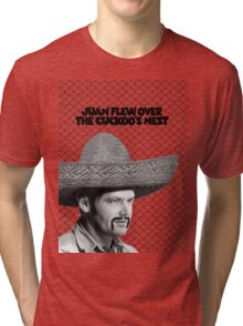 Juan Flew Tri-blend T-Shirt