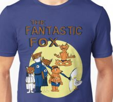 The Fantastic Fox Unisex T-Shirt