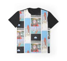 space comic Graphic T-Shirt