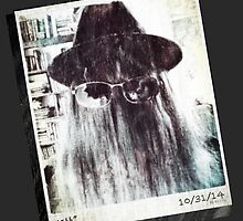 """Cousin Itt"" Old Polaroid  by torg"