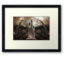 Watchers Framed Print