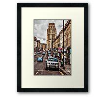 Bristol Framed Print