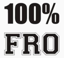 100 FRO Kids Clothes