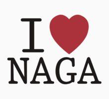I <3 NAGA Kids Clothes