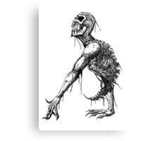 Creeping Death Canvas Print