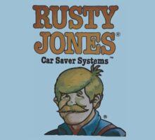 Rusty Jones Rust Prevention HiFi Kids Clothes