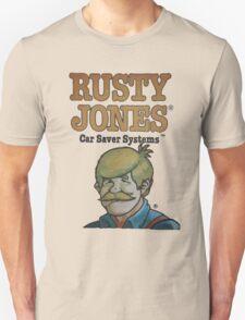 Rusty Jones Rust Prevention HiFi T-Shirt