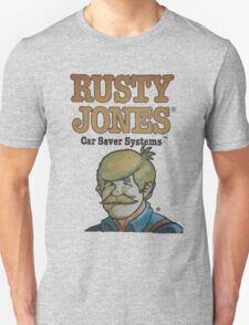 Rusty Jones Rust Prevention HiFi T-Shirt