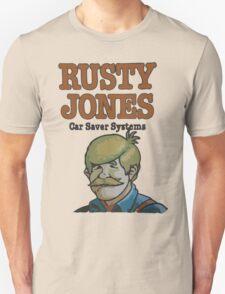 Rusty Jones Rust Prevention - LoFi T-Shirt