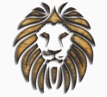 Lion's Head  Kids Tee
