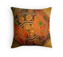 Beautiful Brolly Throw Pillow