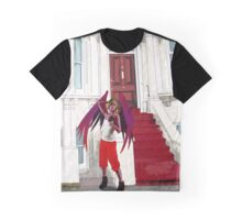 the demon from downstairs Graphic T-Shirt
