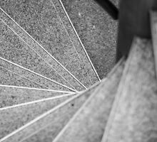 Spiralling Down by Asif Patel