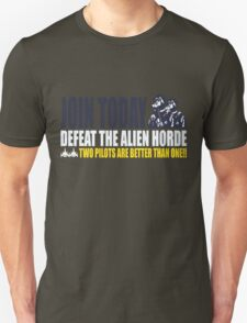 Two Pilots Are Better Than One  T-Shirt