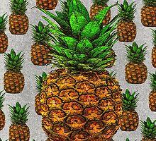 Pineapple by Saundra Myles