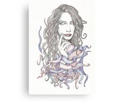 Spirit of Beauty  Canvas Print