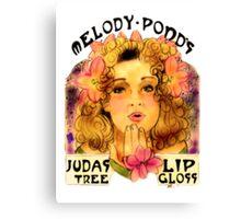 Melody Pond's Judas Tree Lipgloss Canvas Print
