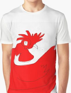 little red rooster Graphic T-Shirt